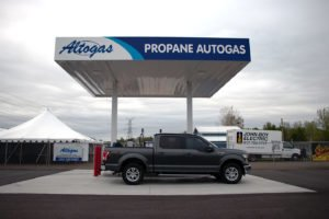 Propane Vehicle Incentives