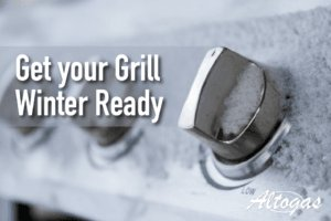 Closing Down Your Grill for the Winter