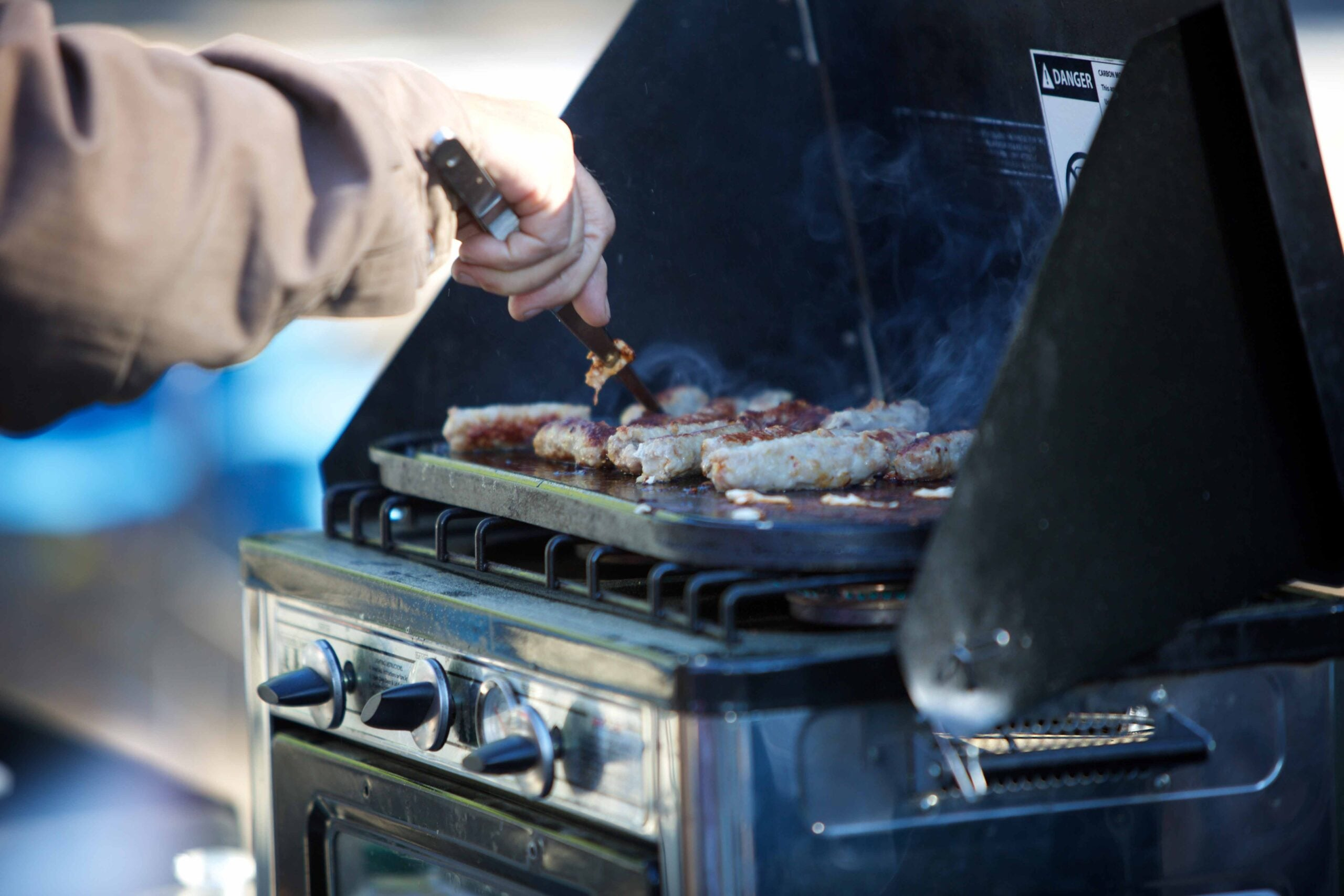 Get Your Grill Out!